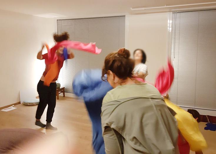 χοροθεραπεια 1